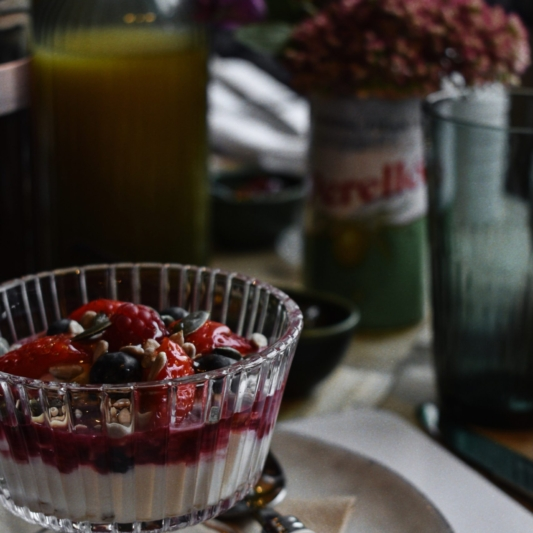 Breakfast at the Ferry Inn