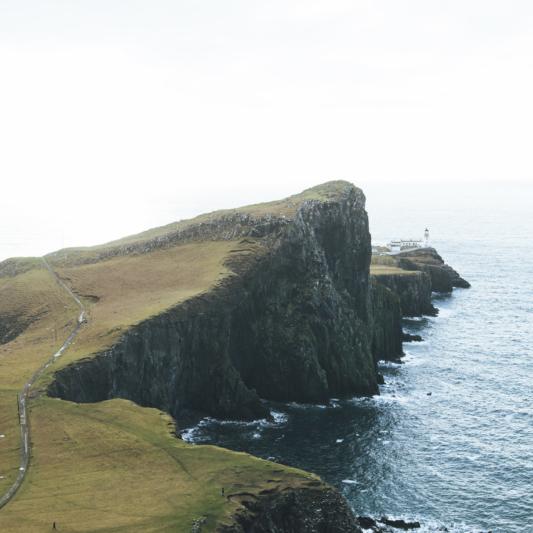 Neist Point, Hamish Morrison, The Ferry Inn Skye