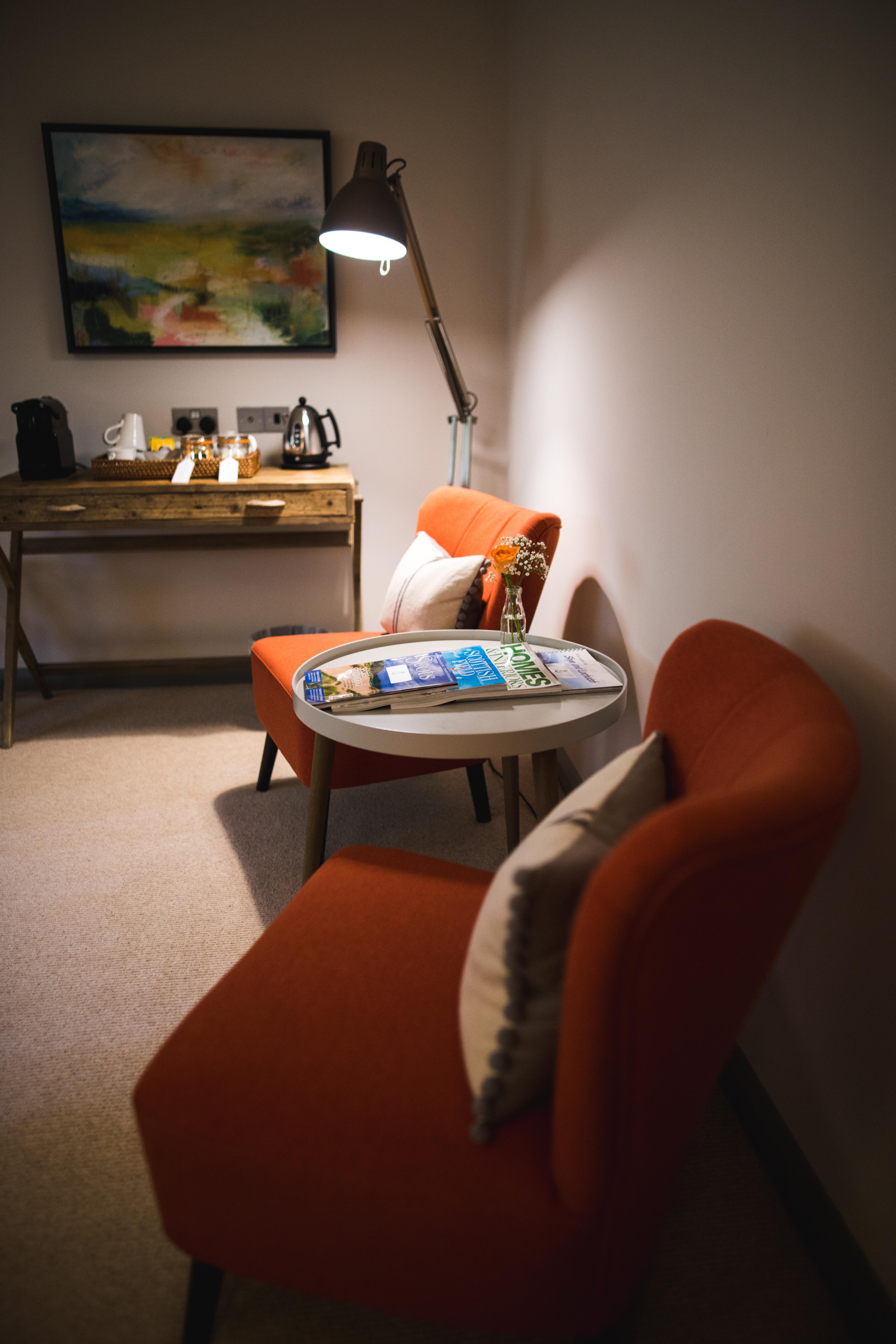 Woodland Room at the Ferry Inn, Isle of Skye