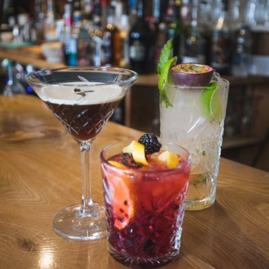 Ferry Inn Cocktails