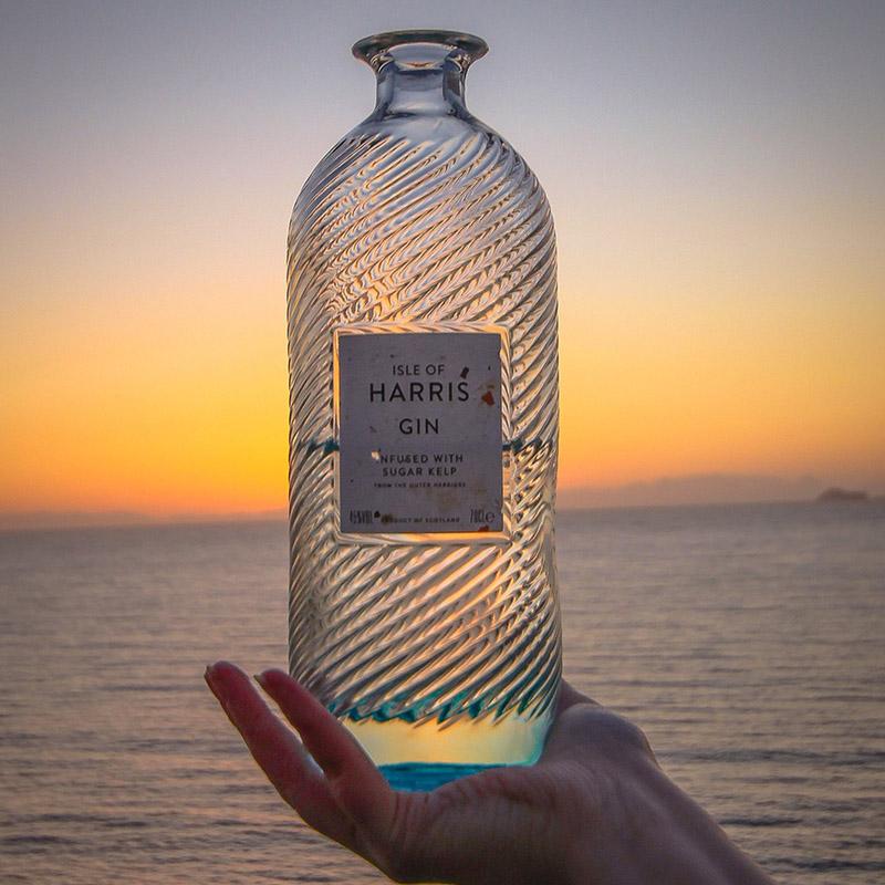 Ferry Inn Skye Harris Gin Sunset